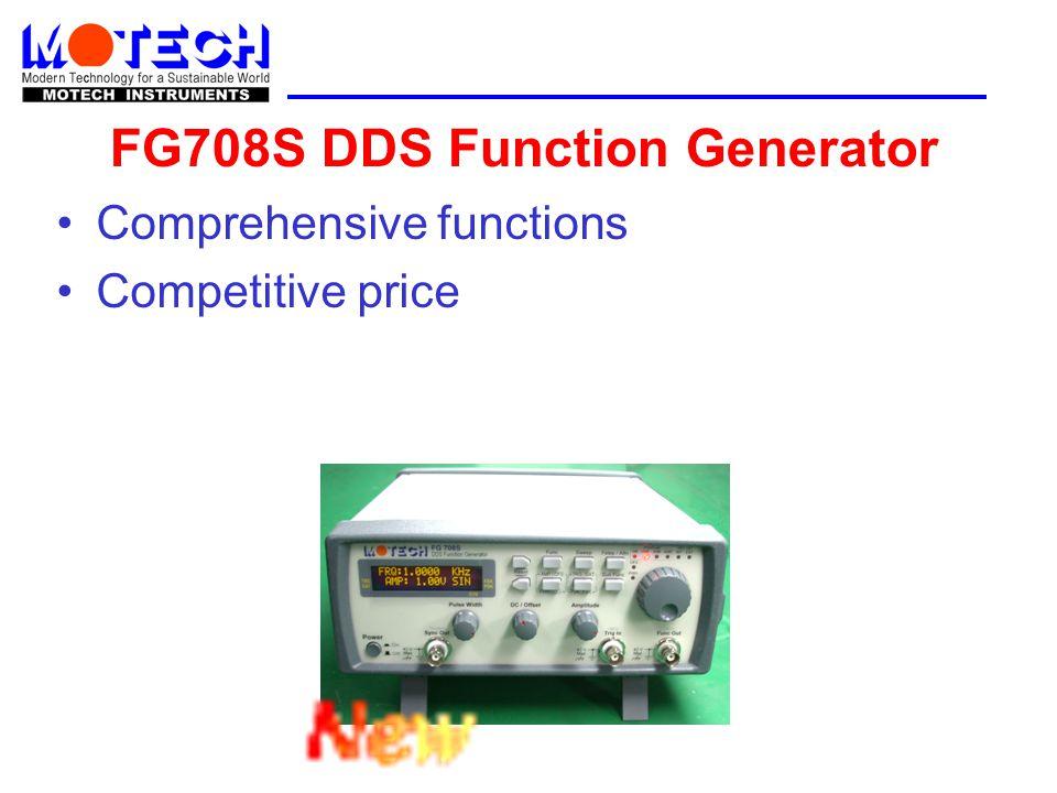 FG708S DDS Function Generator