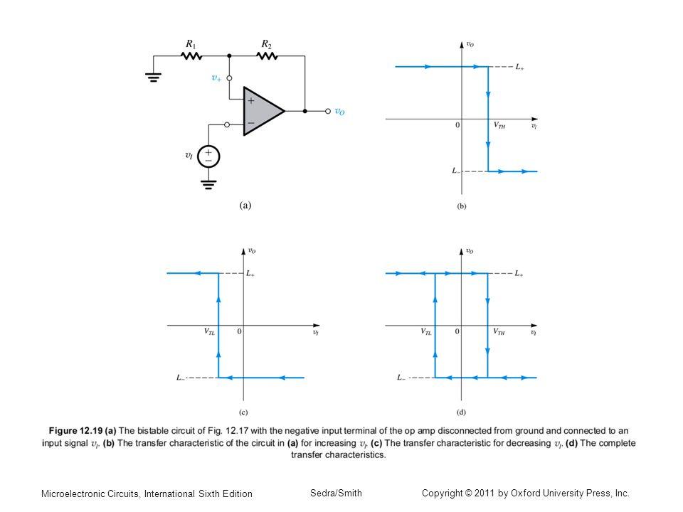 Microelectronic Circuits, International Sixth Edition