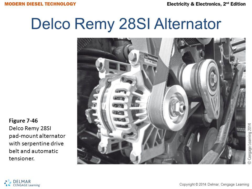 Delco Remy 28SI Alternator