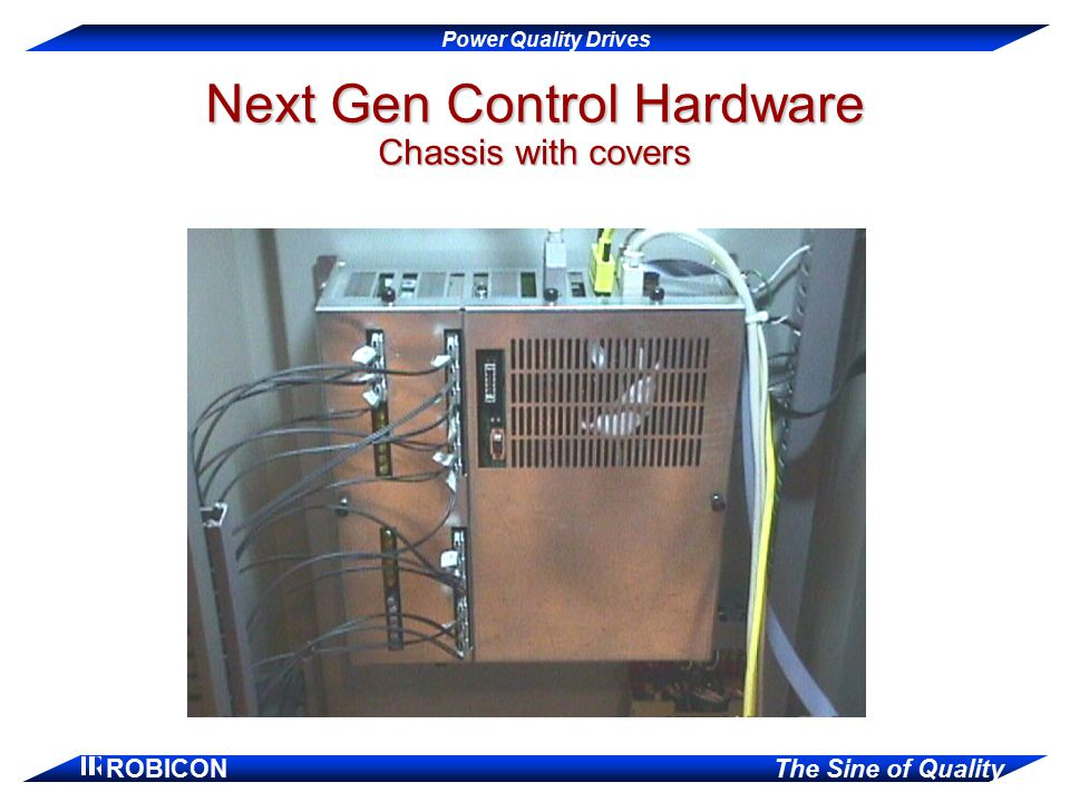 Next Gen Control Hardware Chassis with covers