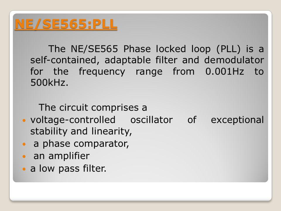 NE/SE565:PLL