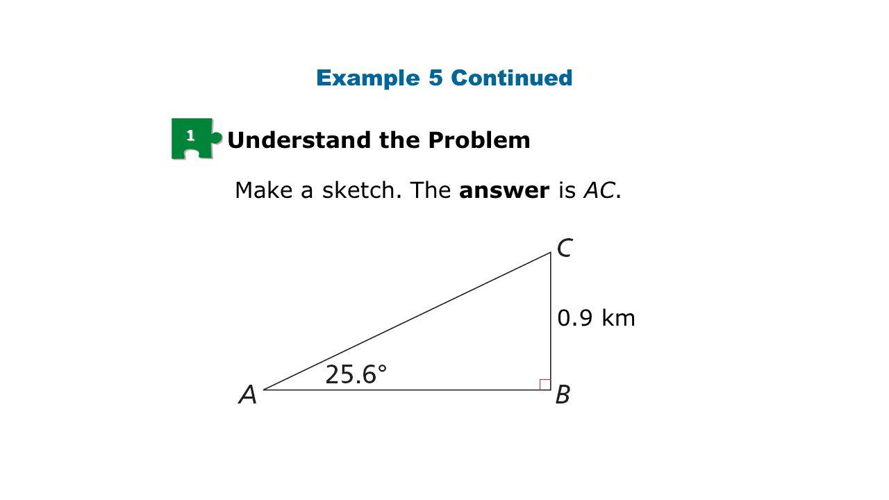 Understand the Problem