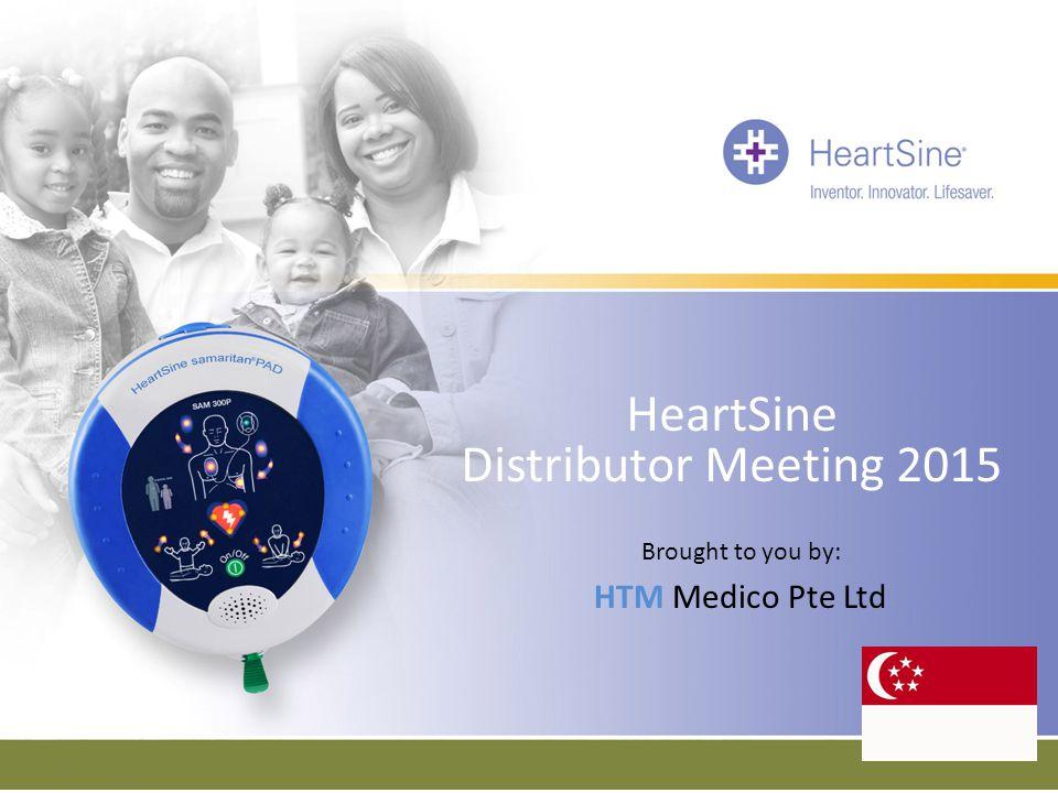 HeartSine Distributor Meeting 2015