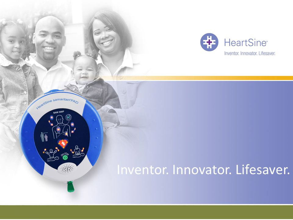 Inventor. Innovator. Lifesaver.