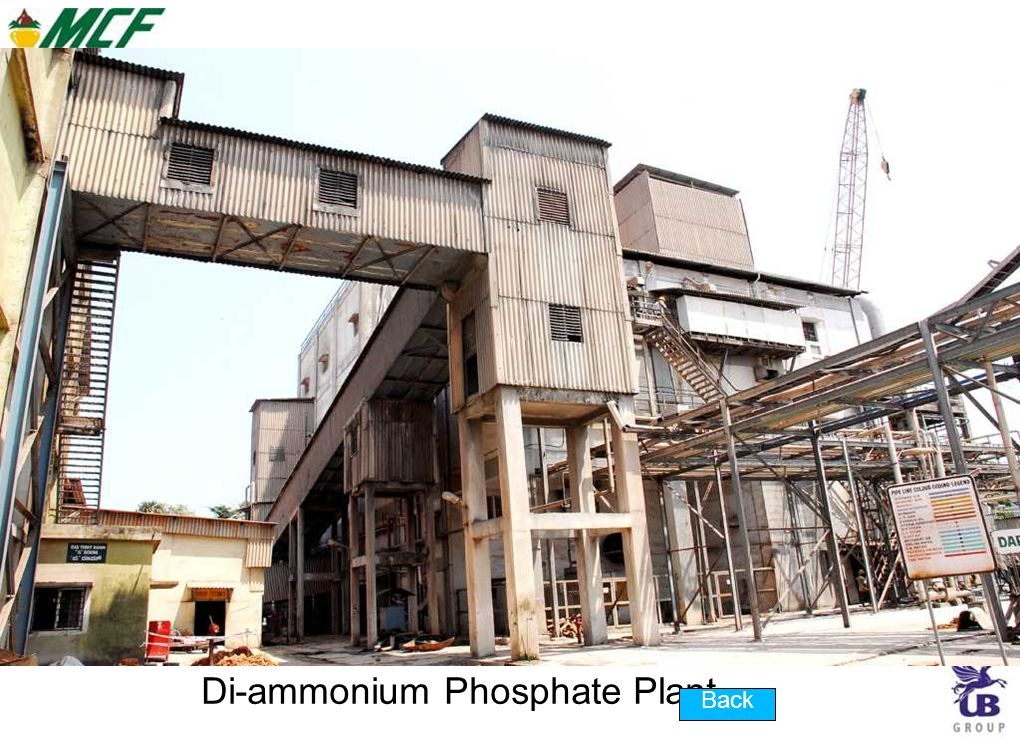 Di-ammonium Phosphate Plant