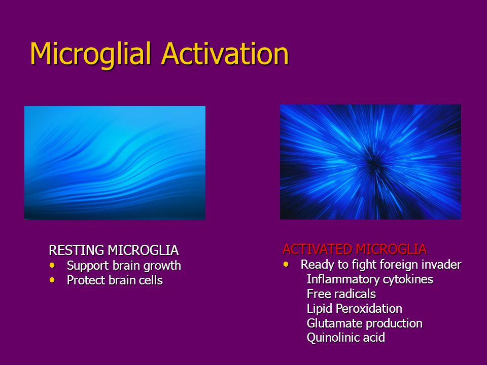 Microglial Activation