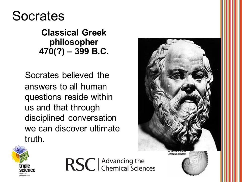 Classical Greek philosopher