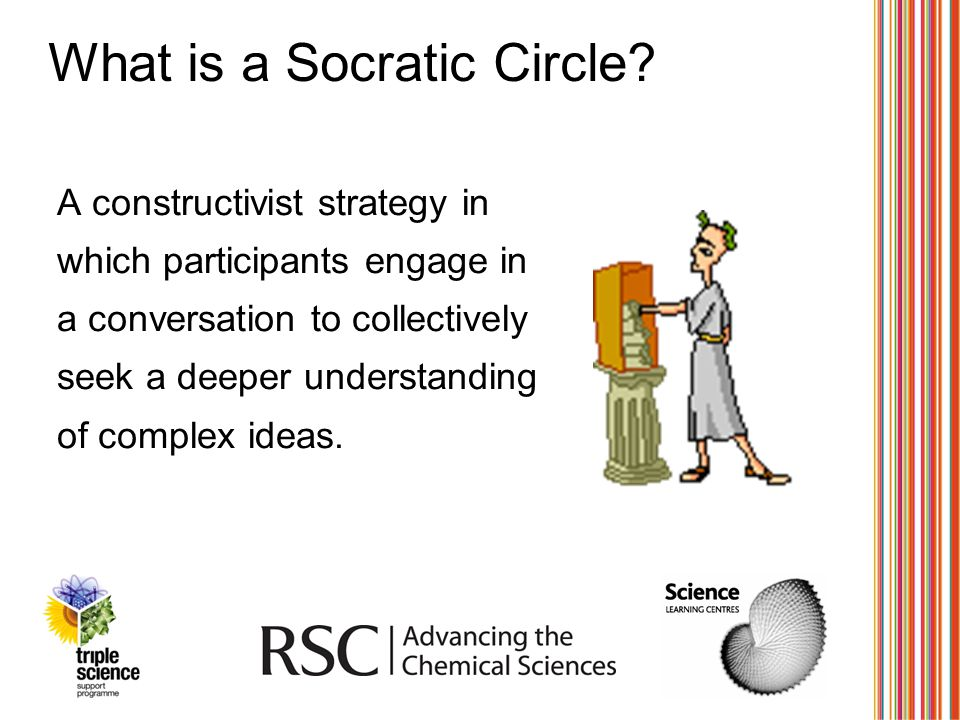 What is a Socratic Circle