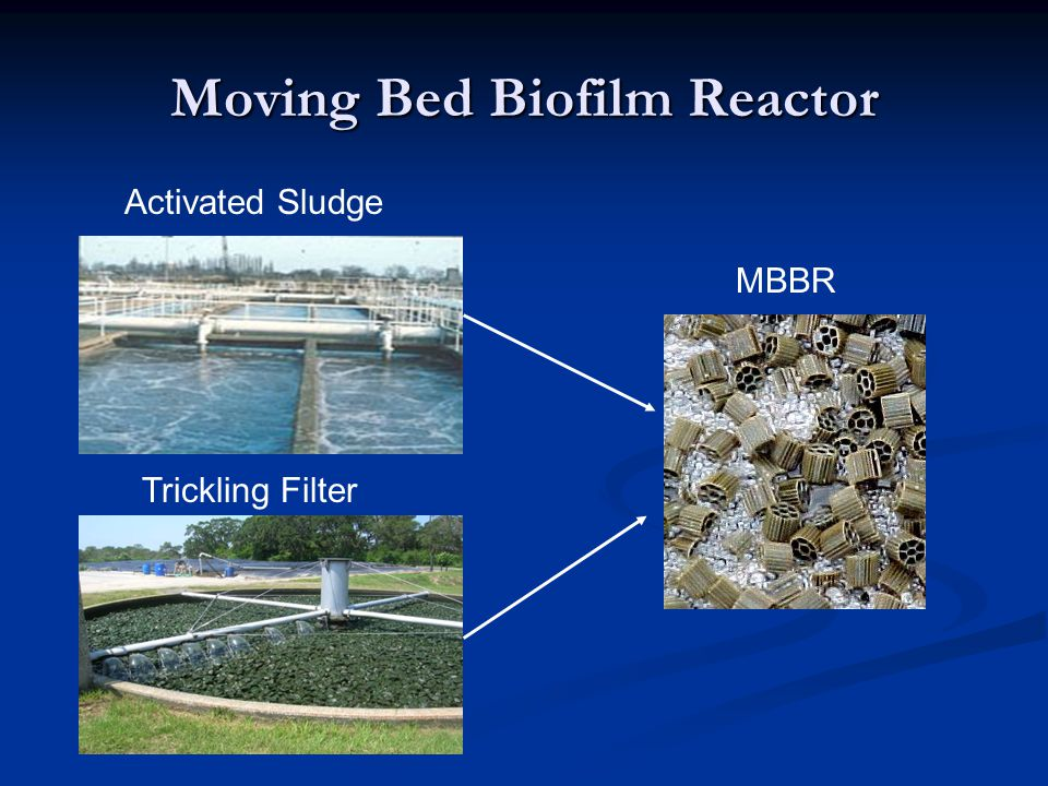 Moving Bed Biofilm Reactor