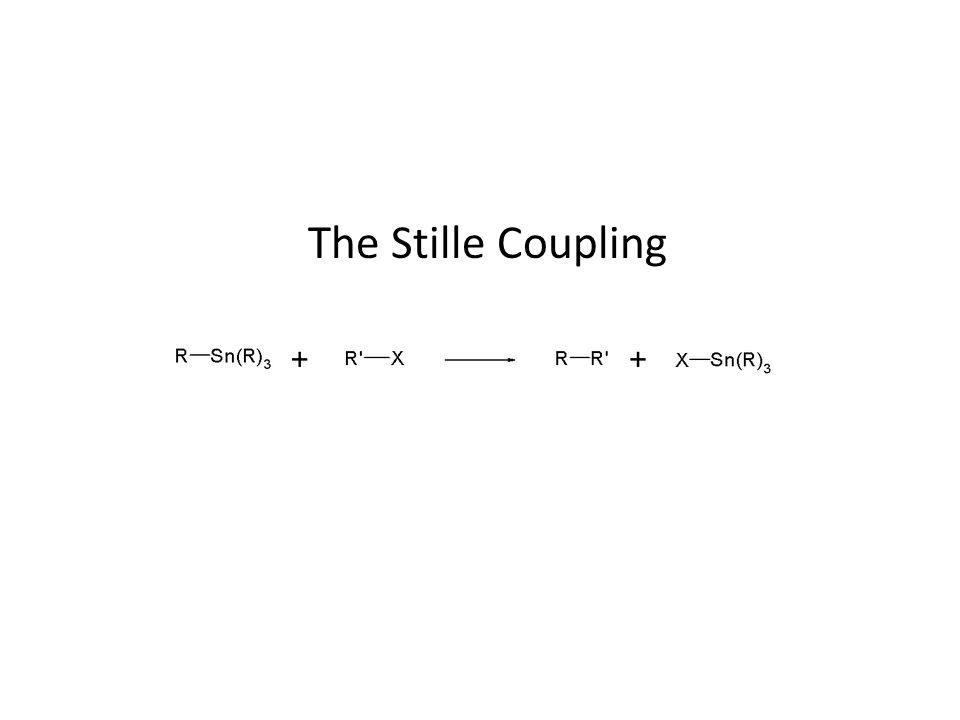 The Stille Coupling