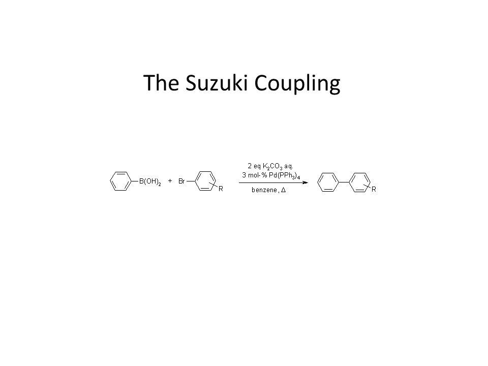 The Suzuki Coupling