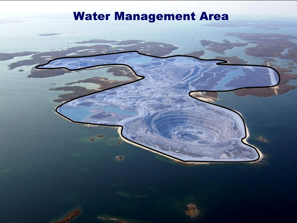 Water Management Area
