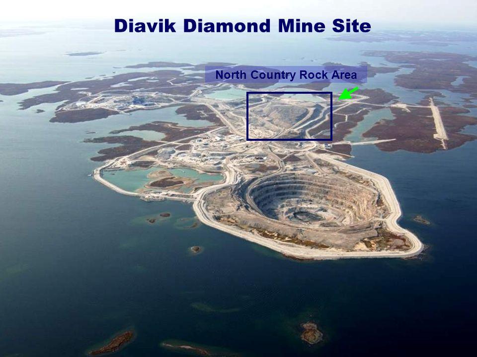 Diavik Diamond Mine Site