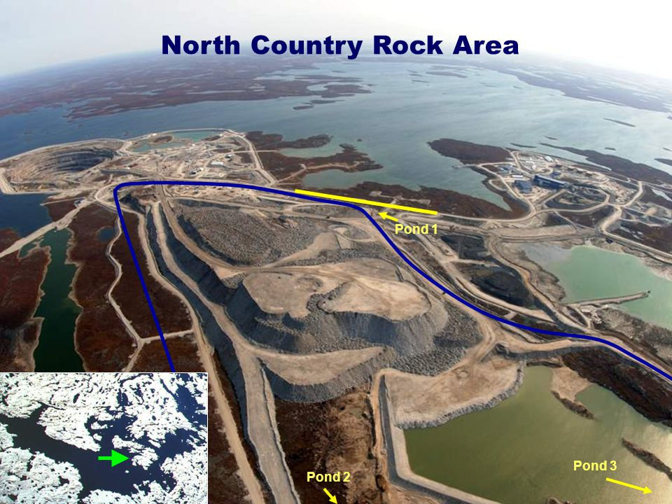 North Country Rock Area