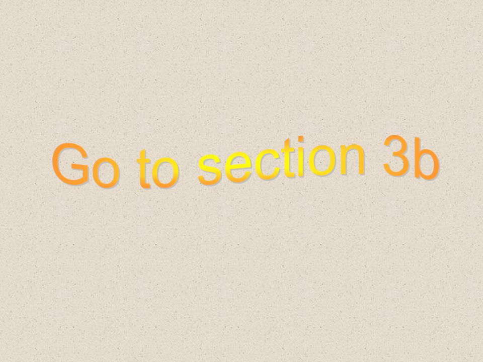 Go to section 3b