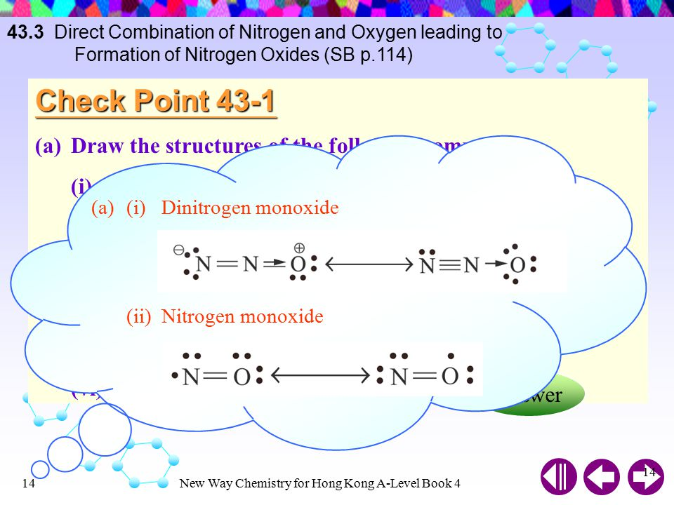 Check Point 43-1 (a) Draw the structures of the following compounds.