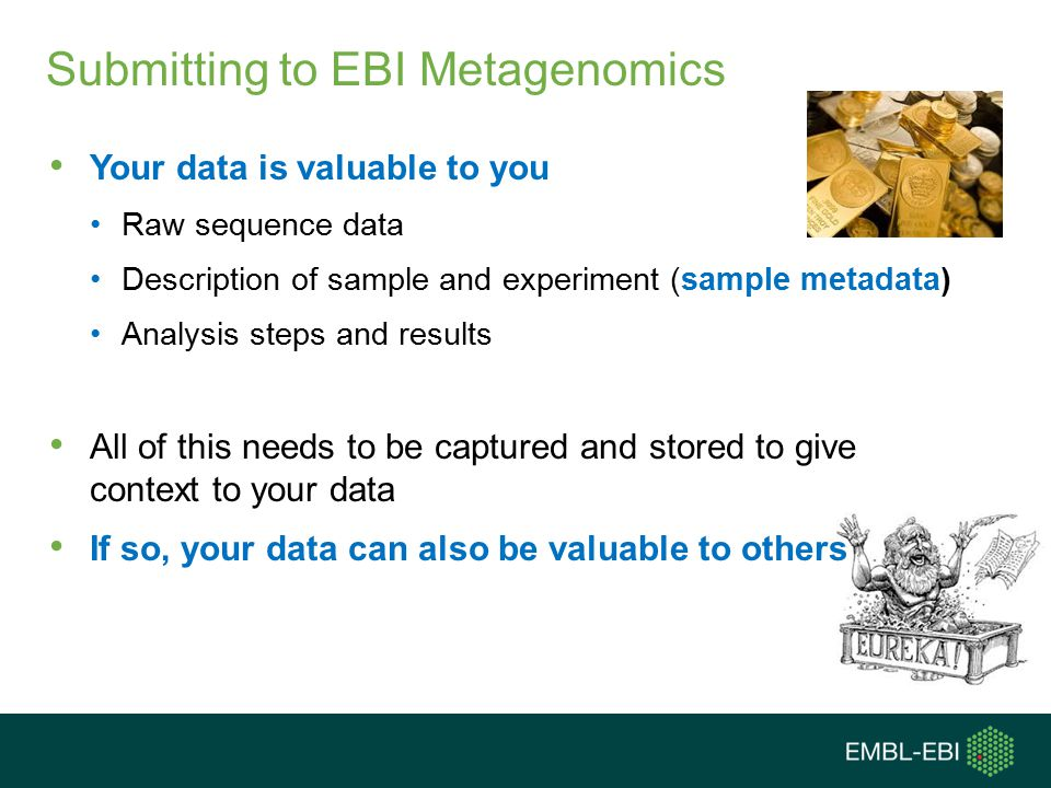 Submitting to EBI Metagenomics