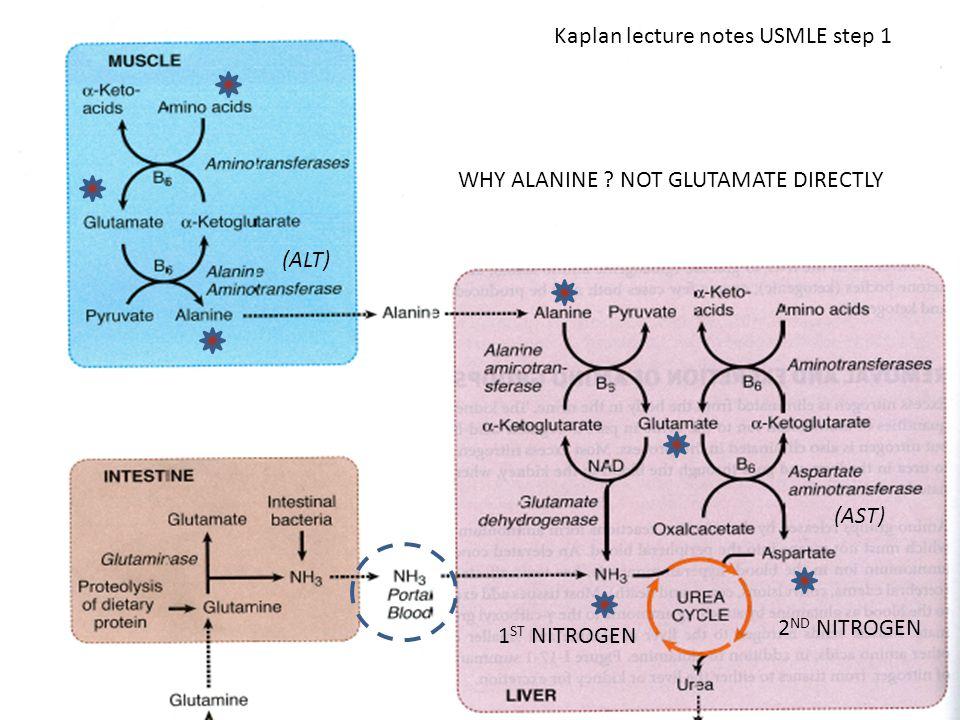 ` Kaplan lecture notes USMLE step 1