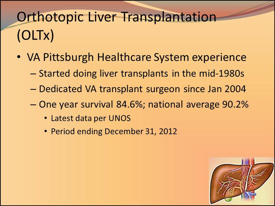 Orthotopic Liver Transplantation (OLTx)