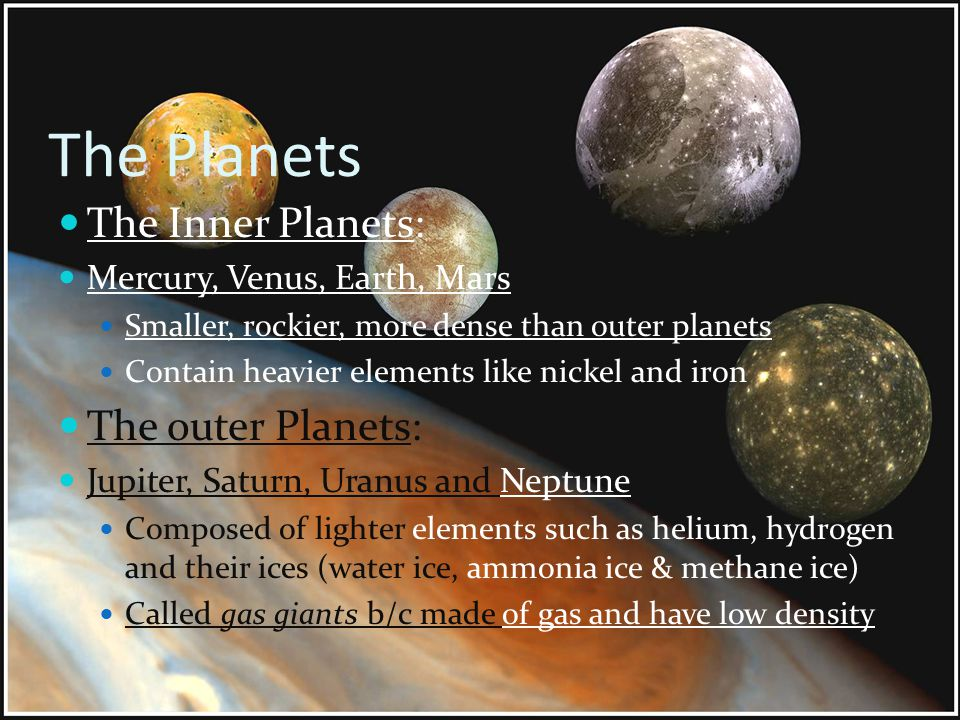 The Beginning of Our Solar System - ppt video online download
