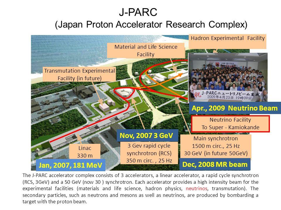 J-PARC (Japan Proton Accelerator Research Complex)