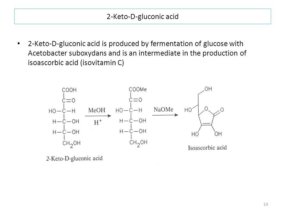 2-Keto-D-gluconic acid