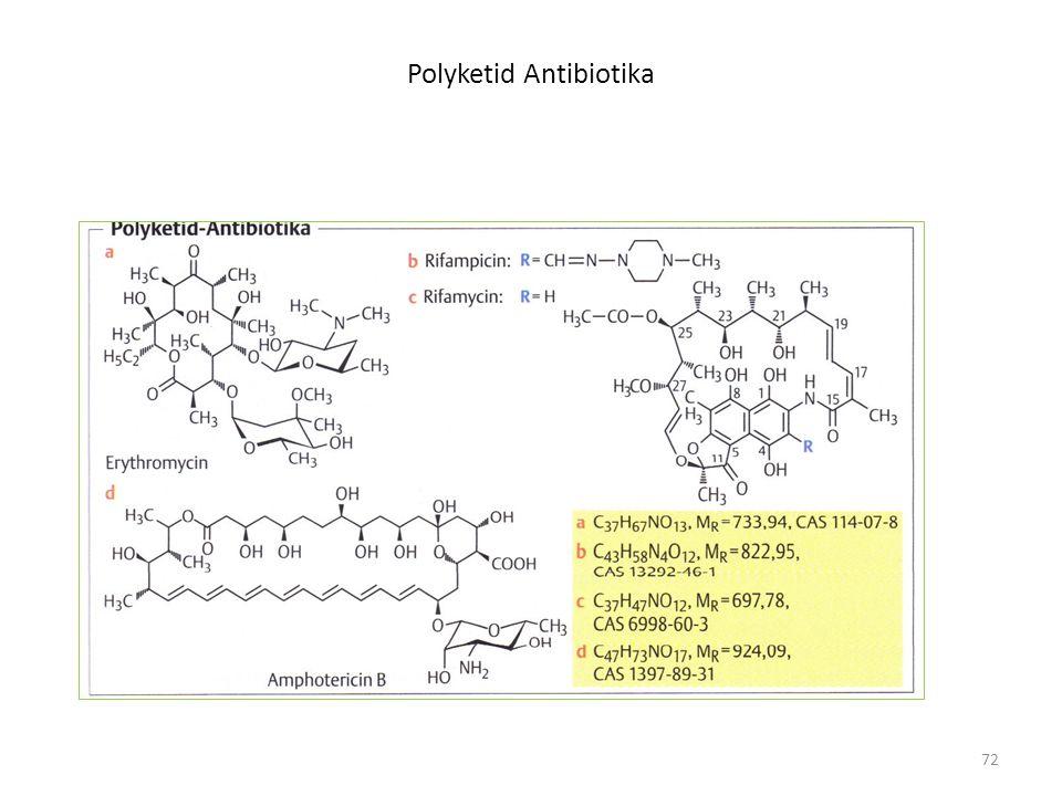 Polyketid Antibiotika