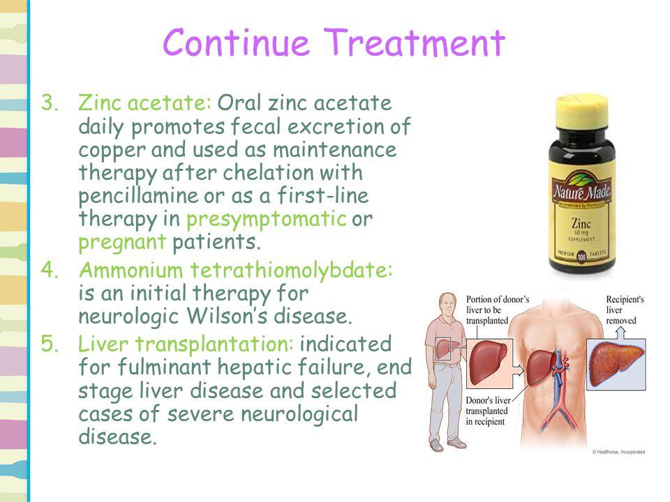 Continue Treatment