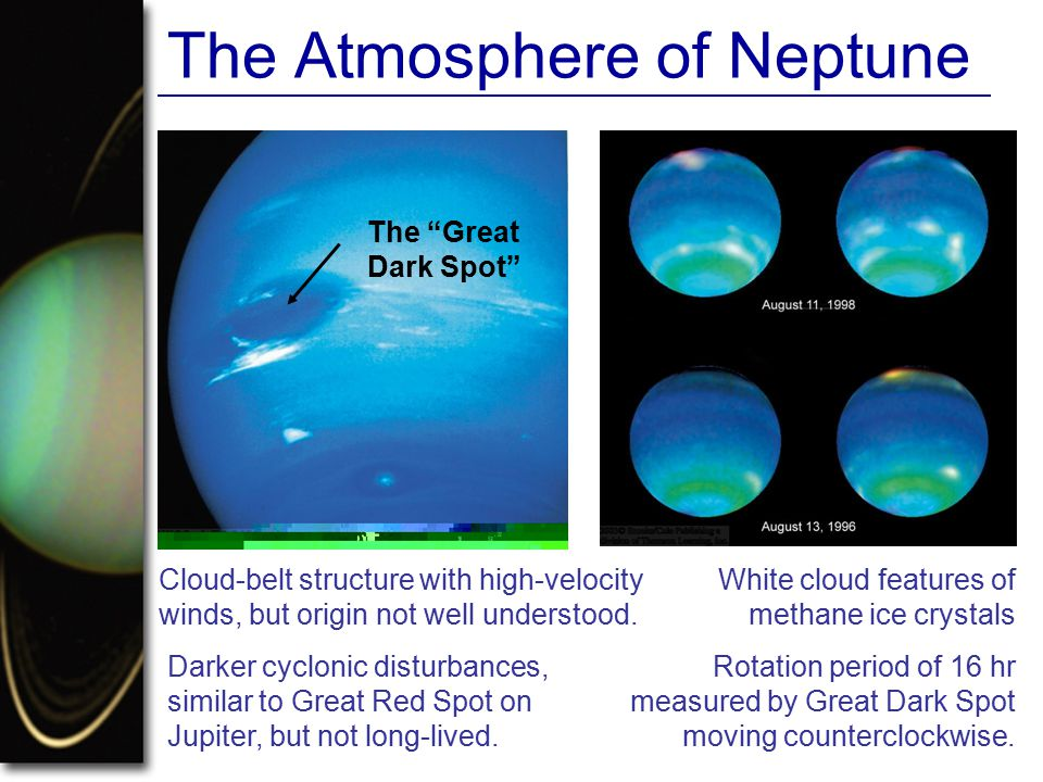 The Atmosphere of Neptune