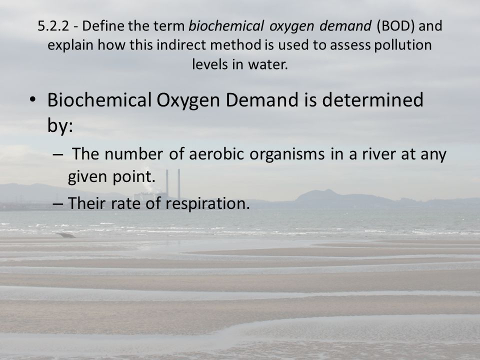 Biochemical Oxygen Demand is determined by: