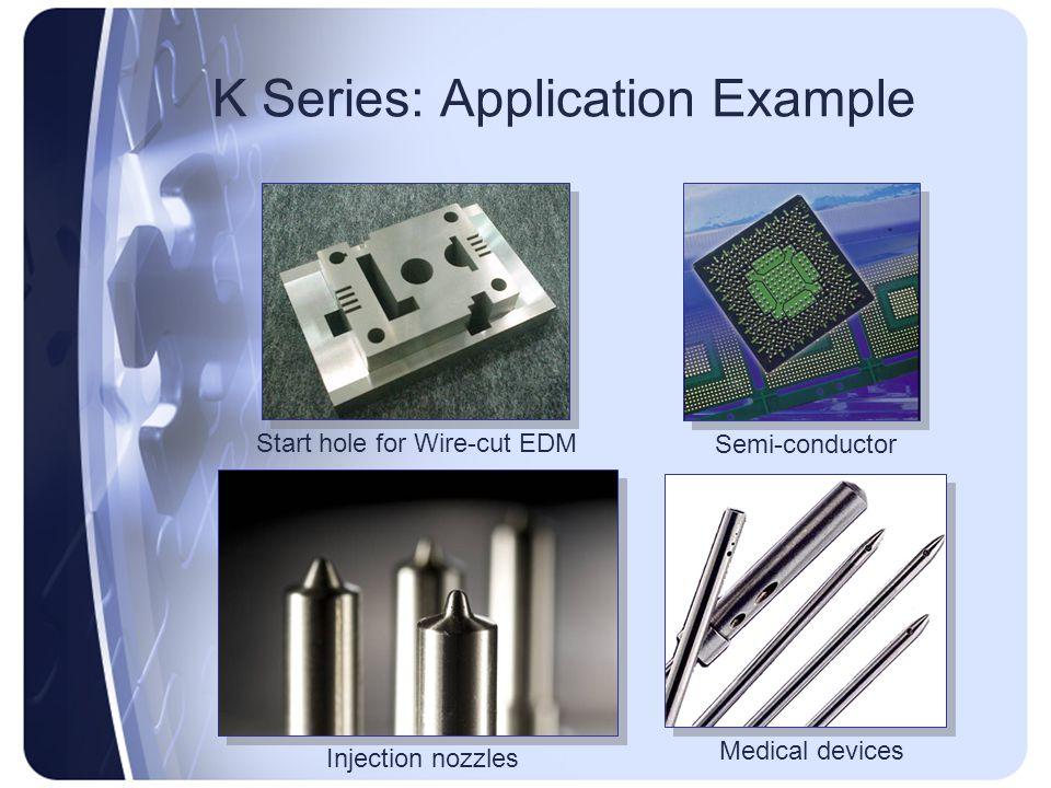 K Series: Application Example