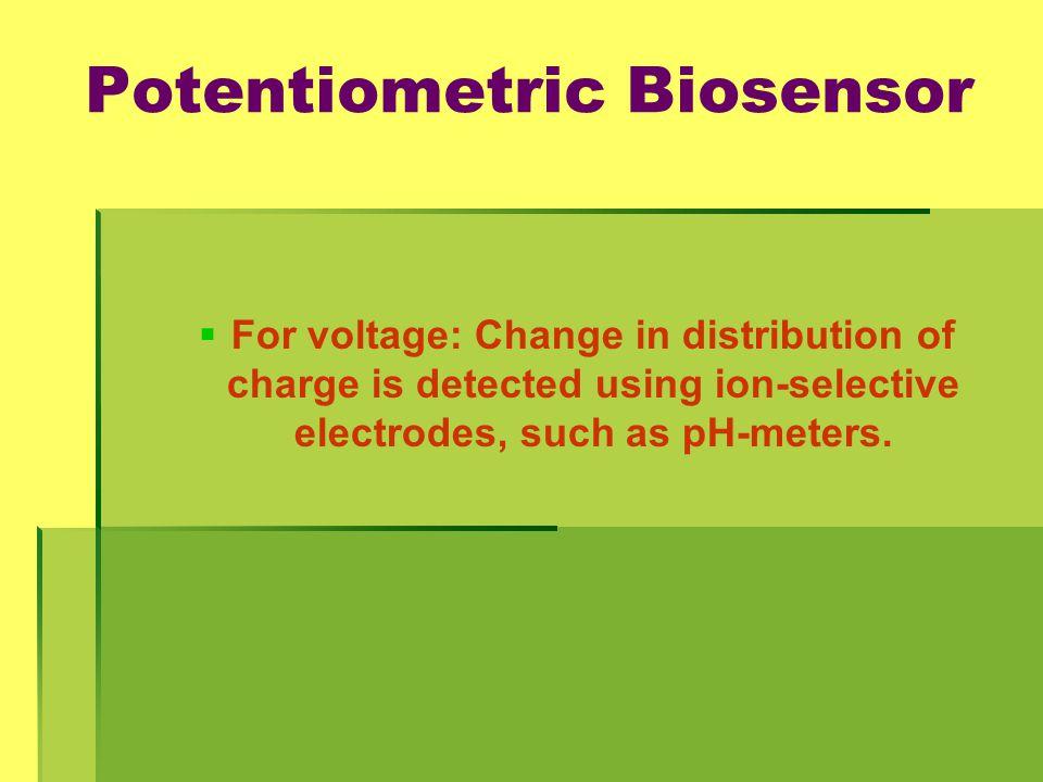 Potentiometric Biosensor