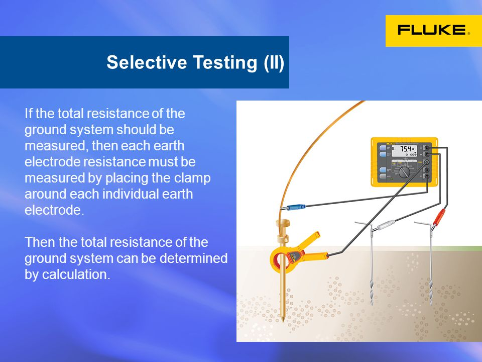 Selective Testing (II)