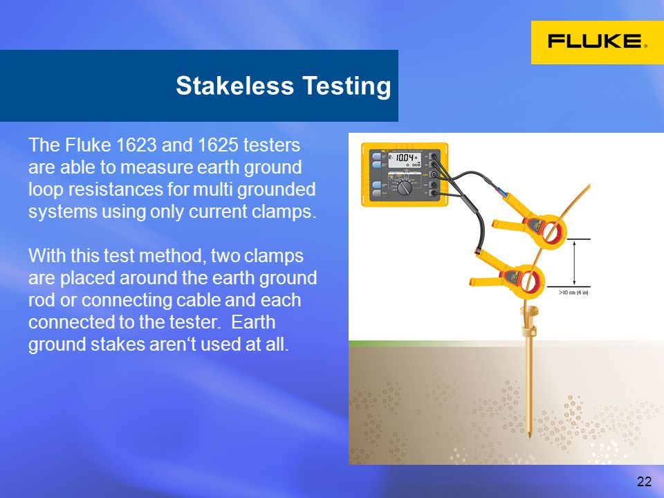 Stakeless Testing