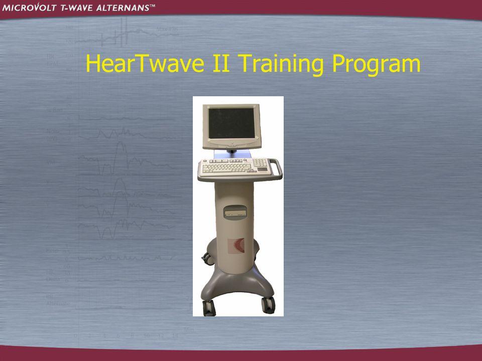 HearTwave II Training Program