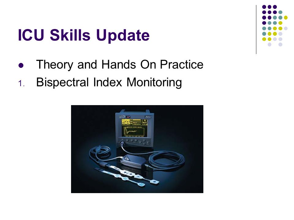 ICU Skills Update Theory and Hands On Practice