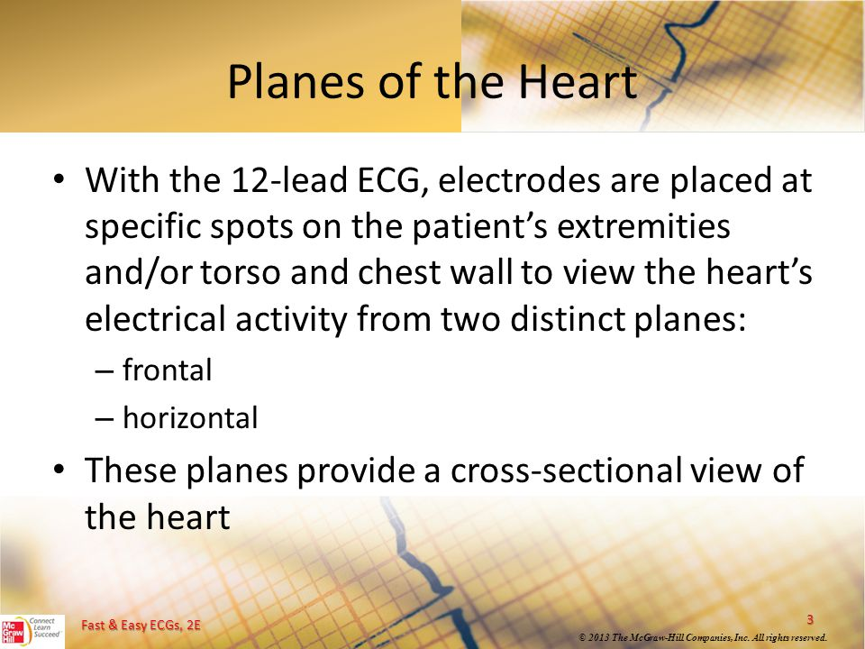 Planes of the Heart