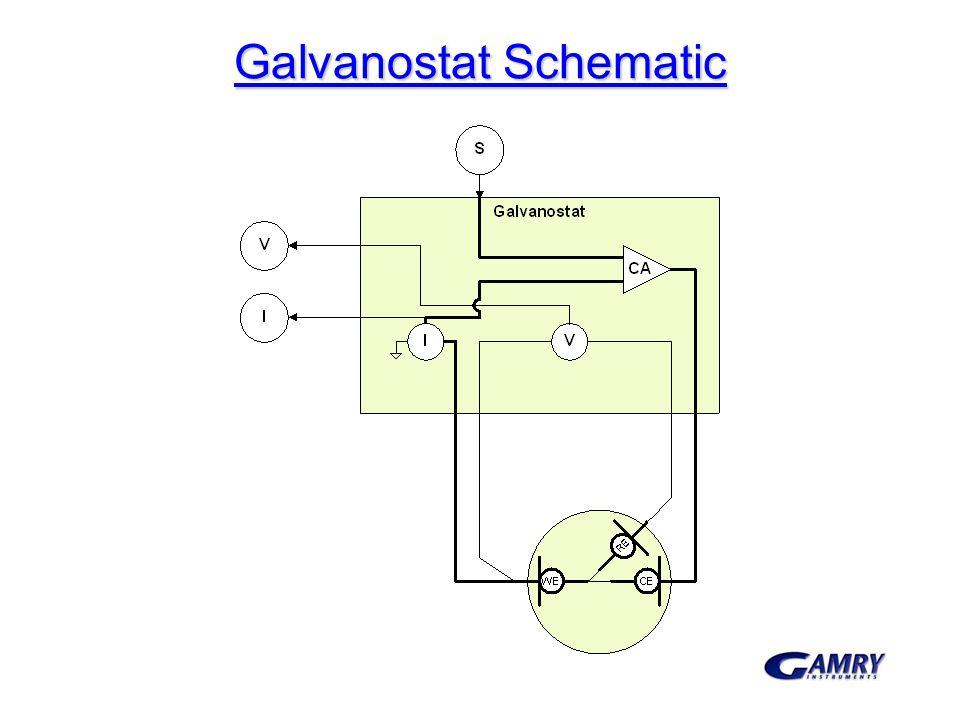 Galvanostat Schematic