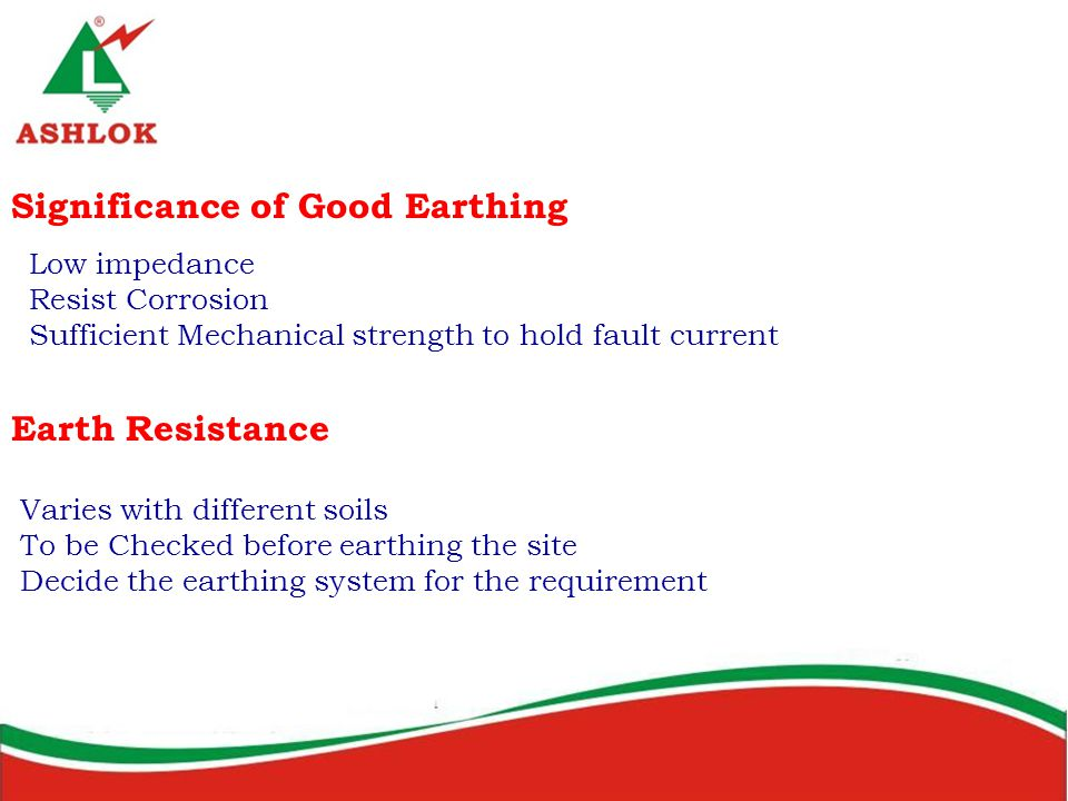 Significance of Good Earthing