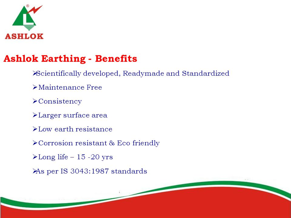 Ashlok Earthing - Benefits