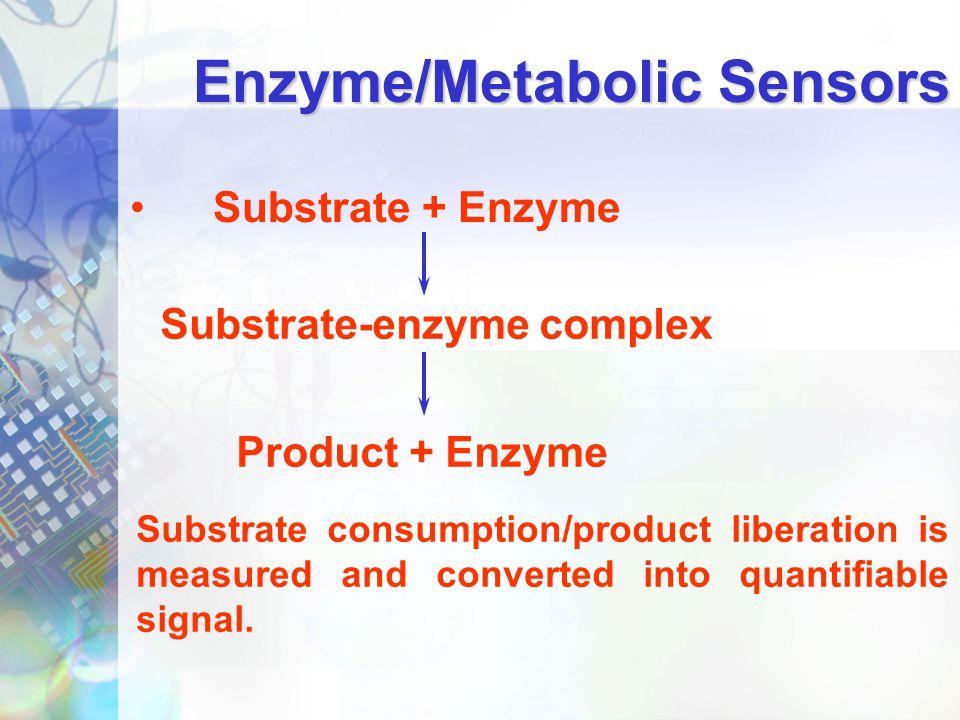 Enzyme/Metabolic Sensors