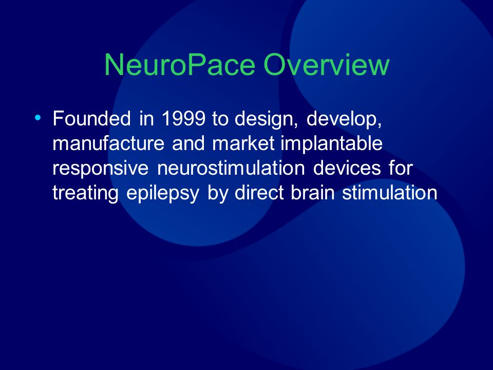 NeuroPace Overview