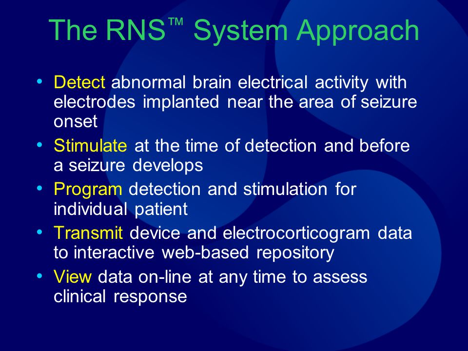 The RNS™ System Approach