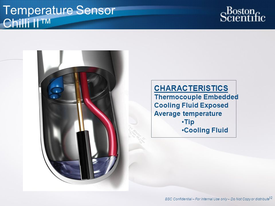 Temperature Sensor Chilli II™