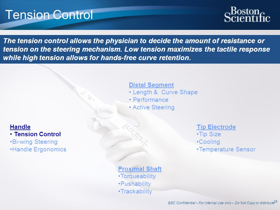 Tension Control