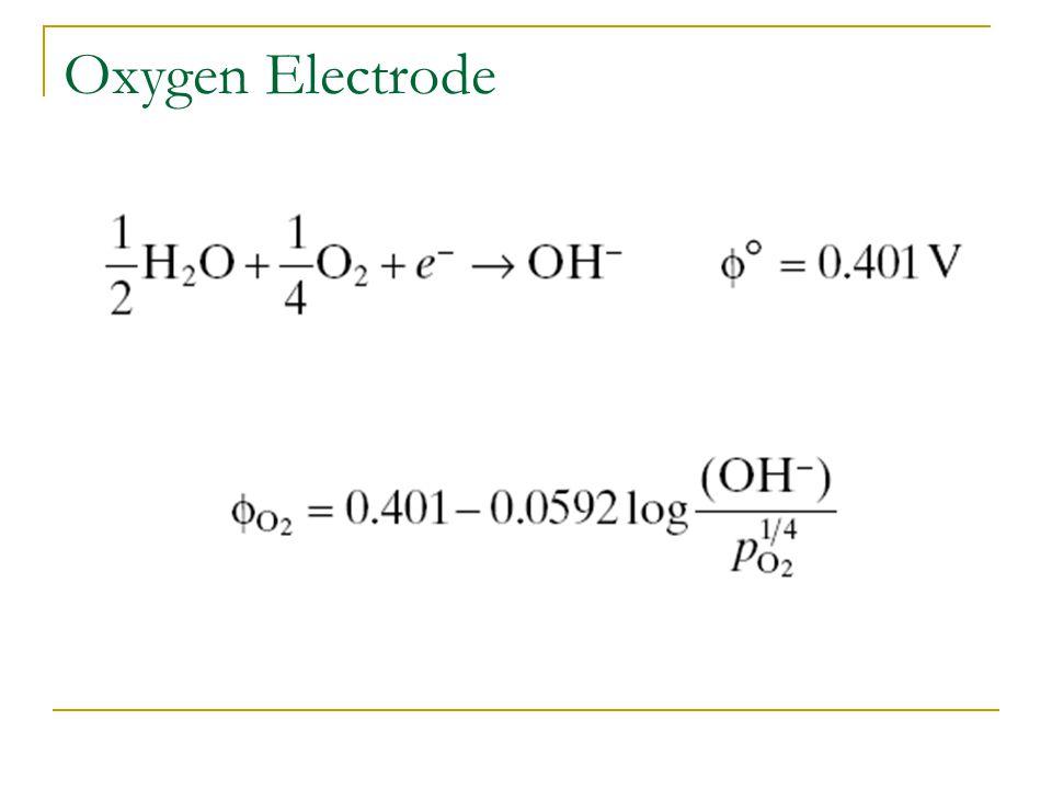 Oxygen Electrode