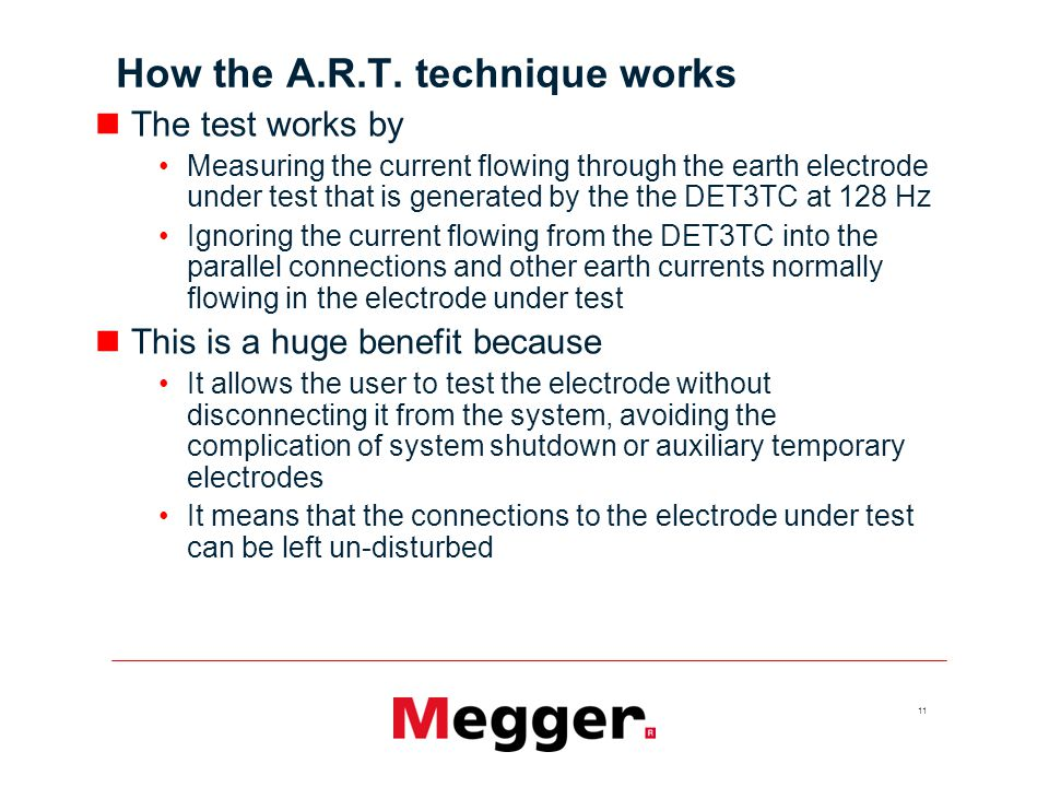 How the A.R.T. technique works