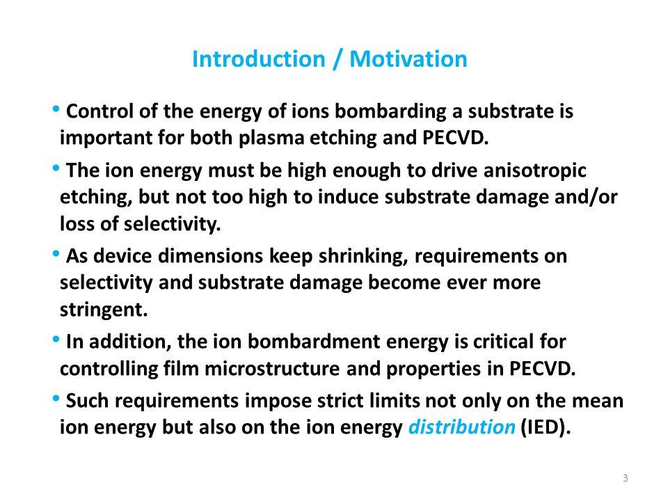 Introduction / Motivation