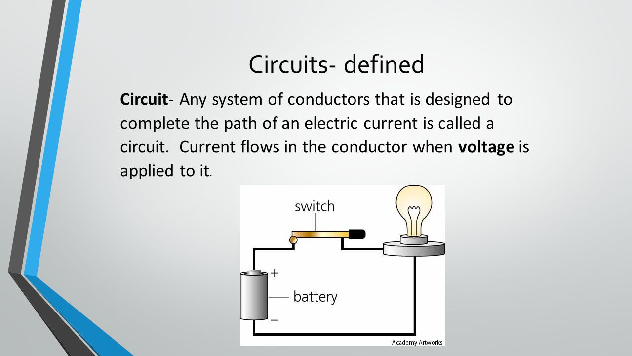 Circuits- defined