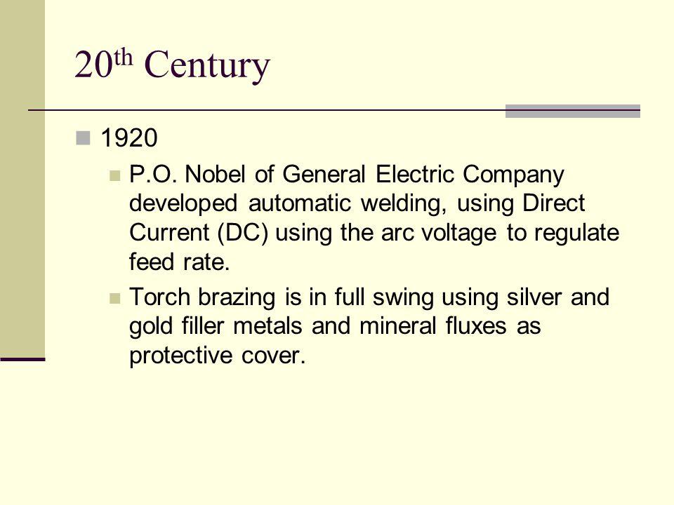 20th Century 1920.